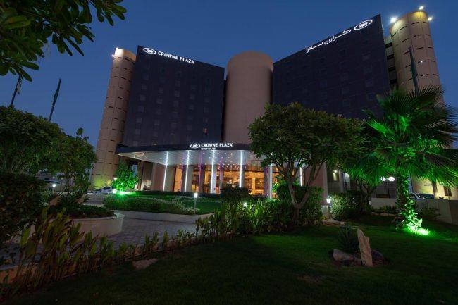 فندق كراون بلازا الرياض حي المربع اهم المميزات والمعلومات حجوزاتك