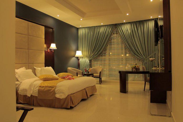 تقرير مفصل عن فندق افق الراحة للشقق الفندقية الطائف | حجوزاتك