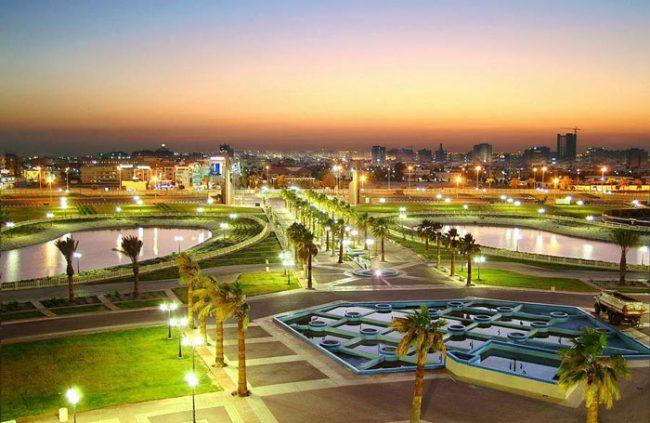 اماكن سياحية في الخبر