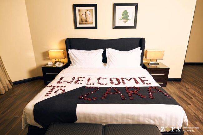 افضل فنادق الخبر للعرسان