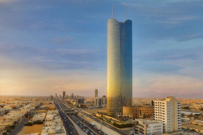 فندق ماريوت برج رافال الرياض