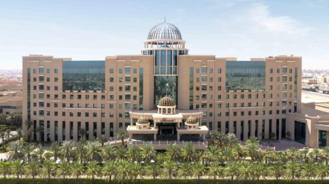 فندق فيرمونت الرياض