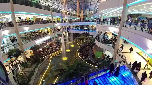 مول الرياض جاليري اماكن سياحية في الرياض