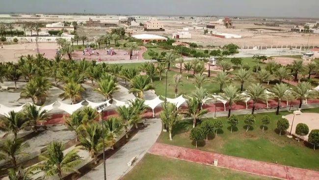 منتزه ذهبان البحري أماكن سياحية في جدة
