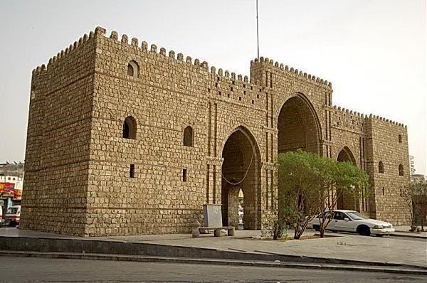 باب مكة (سور جدة) أماكن سياحية في جدة