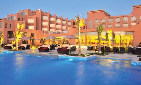 فندق ومنتجع موڤنبيك ينبع فنادق ينبع للعرسان