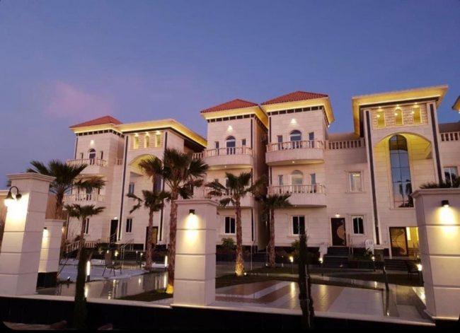 فندق قولدن وايت فنادق الطائف خمس نجوم